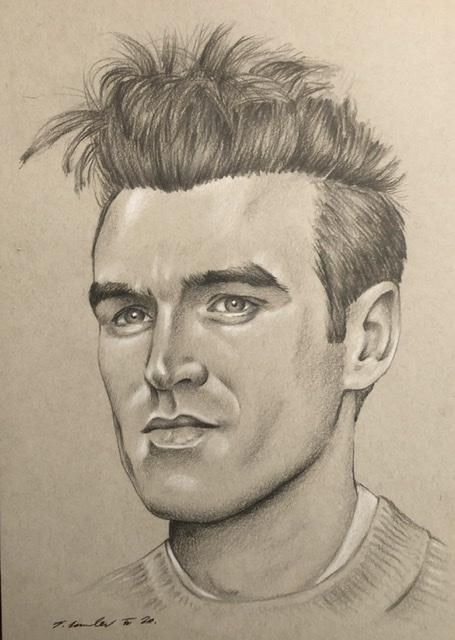Morrissey par TraceyLawler